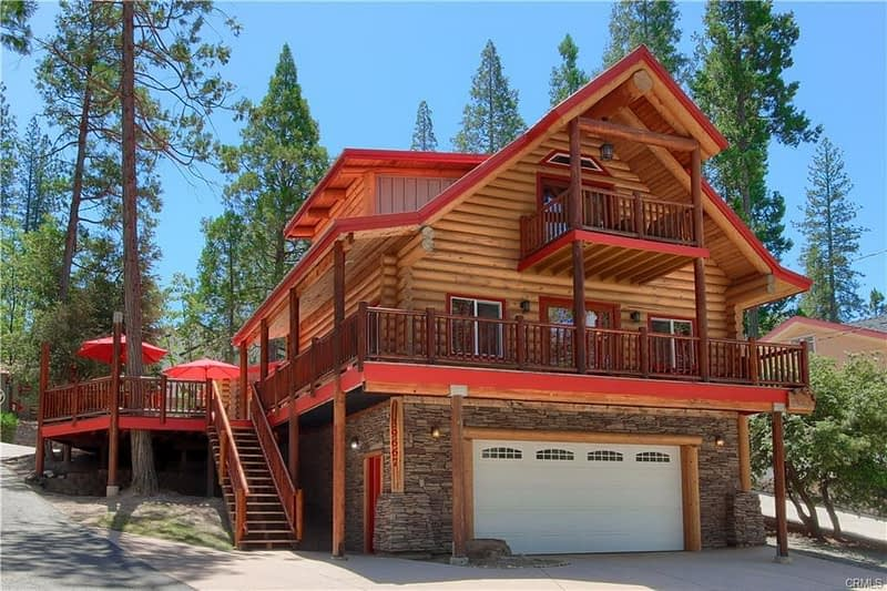 Featured Image Bass Lake Home for Sale 39667 West Idylwild Bass Lake California * Bass Lake Realty